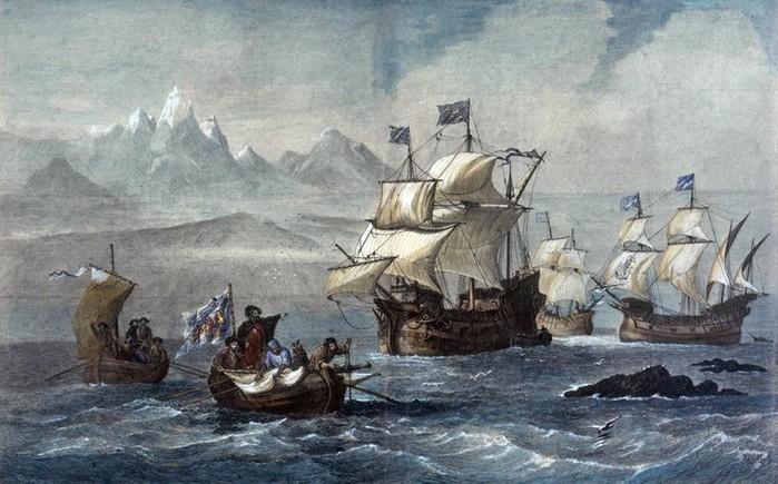 Фернан де Магеллан был убит на Филиппинах и НЕ проделал кругосветное путешествие