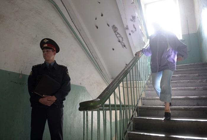 Московская старушка превратила жизнь соседки изпровинции вкошмар
