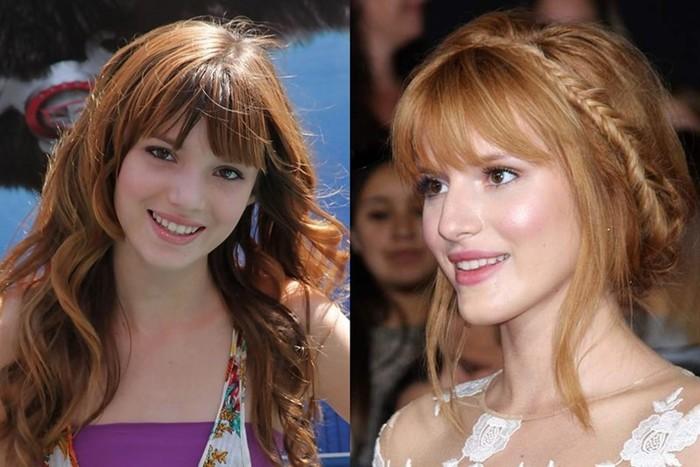 Стильные прически молодых американских актрис (фото)