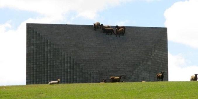 Скульптуры в парке «Ферма Гиббса»