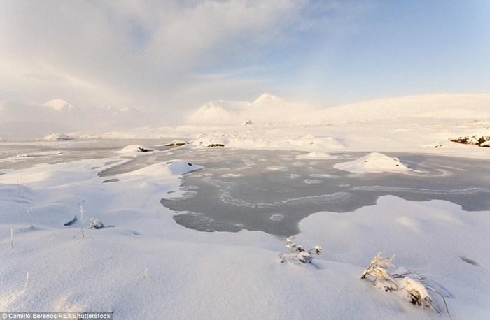 Не хуже Швейцарских Альп: работы фотографа, влюблённого в Шотландское высокогорье