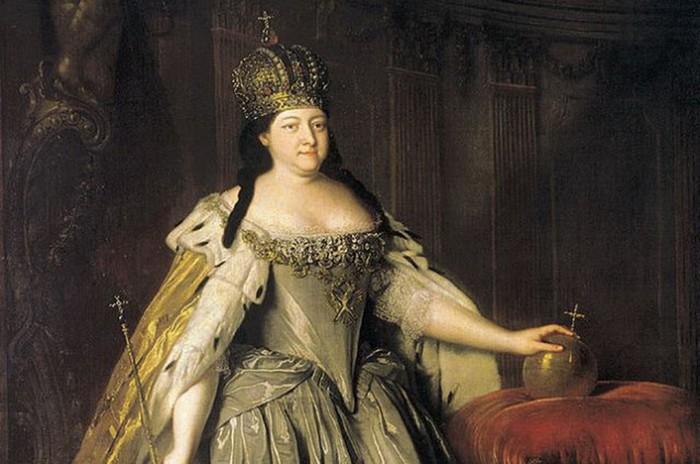 Баловница судьбы Анна Иоанновна: была нище, стала императрицей!