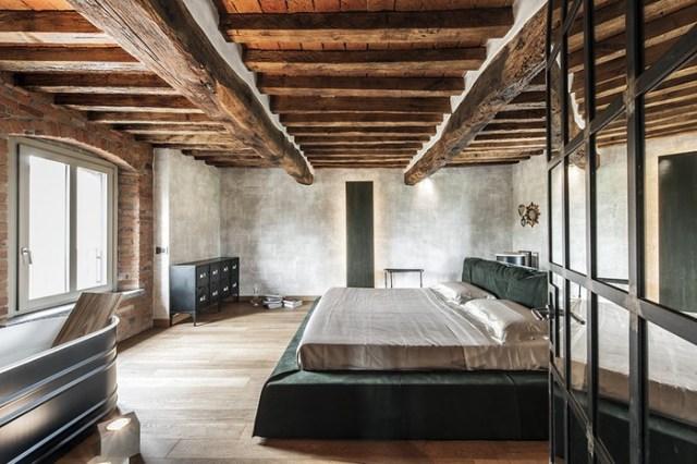 Восстановление исторического дома в Италии