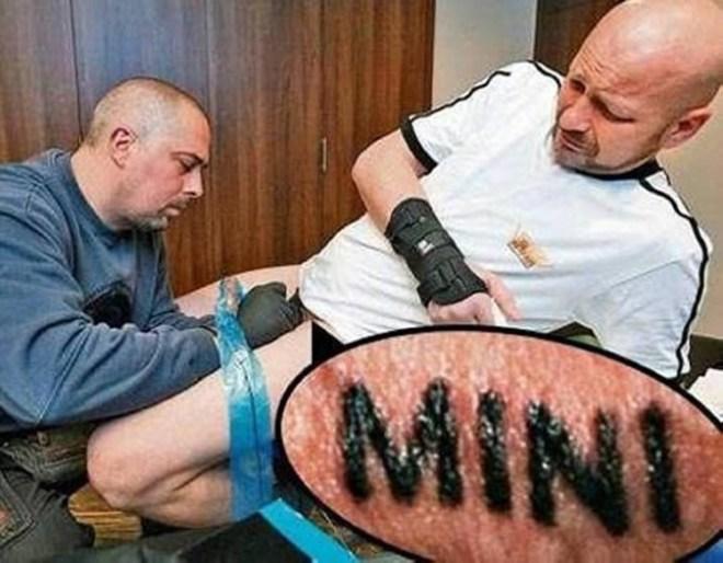 Самые необычные истории тату (фото)