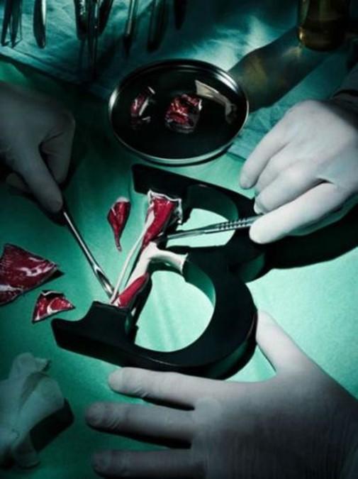 Анатомия букв Андреаса Шайгера (фото)