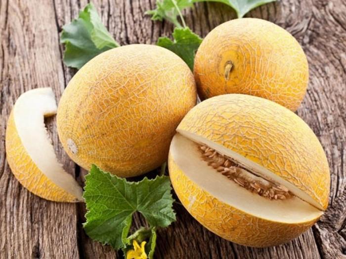 Варенье из дыни с бананом и лимоном