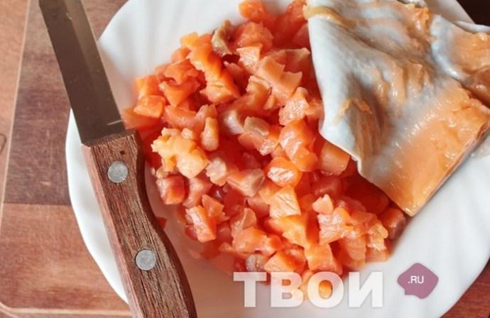 Салат «Кремлёвский»: приятного аппетита!