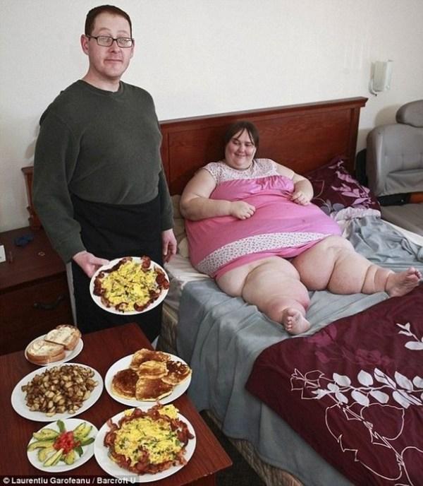 Какое горе! Тем, кому за 30, диеты уже не помогут