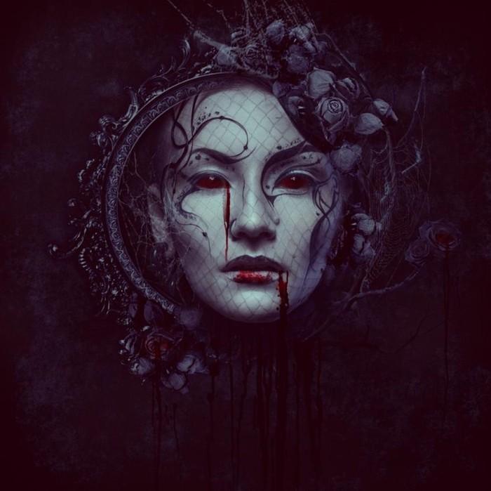 Создаем темный готический портрет в Adobe Photoshop