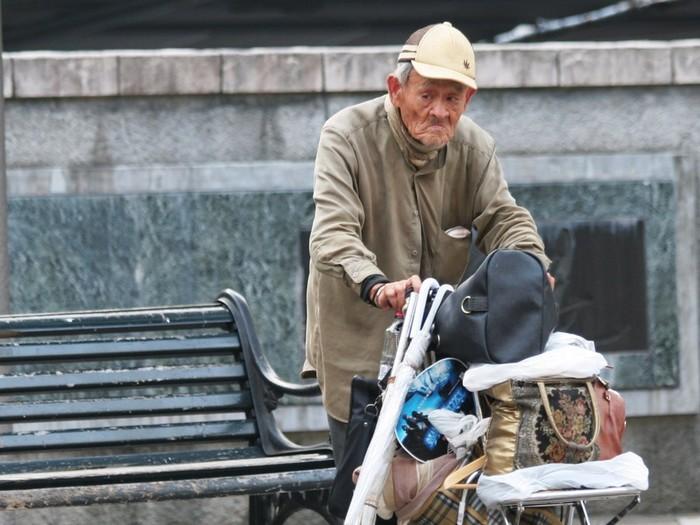 Японцы возрождают древний обычай «убасутэ»— избавление от стариков
