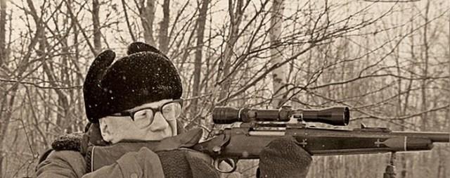 Кому в СССР разрешалось иметь оружие