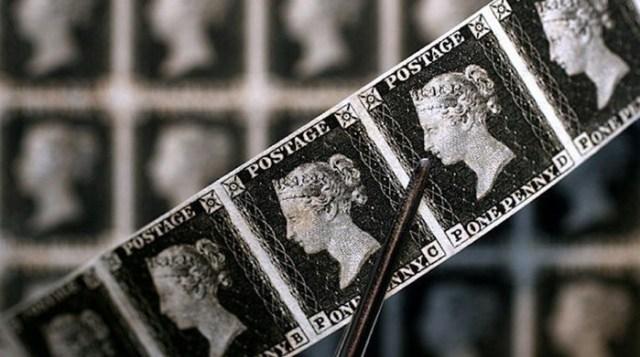 Филателия, или Скандал вокруг «Черного пенни»