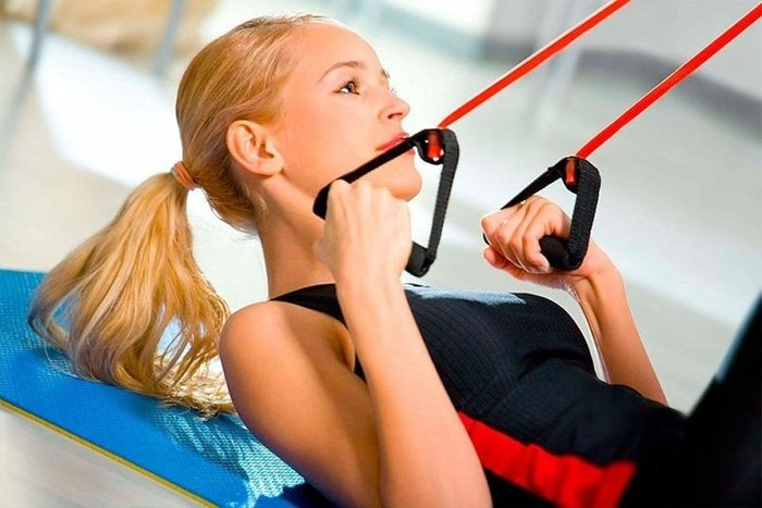 Фитнес для домохозяек