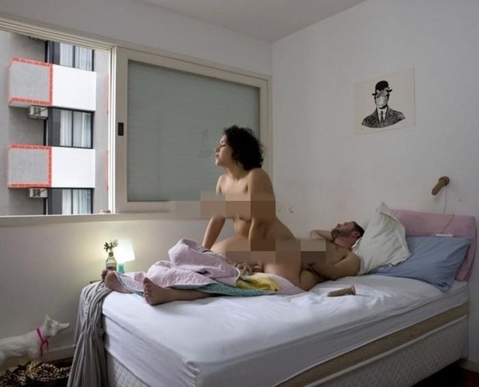 Спальни девушек разных стран мира на фотографиях проекта «Зеркала и Окна»