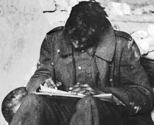 Доблесть русских защитников Отечества в воспоминаниях немецких захватчиков