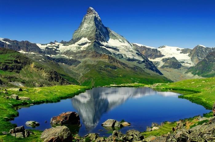 В самом сердце Европы! Швейцария, Альпы, сенбернар, тирольская мумия...