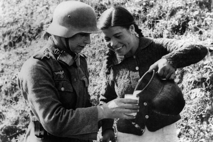 Интимные связи немецких военнопленных с советскими женщинами
