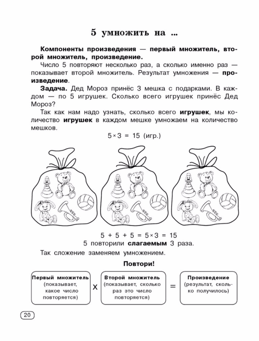 Узорова О.В., Нефедова Е.А. Быстро учим таблицу умножения.-20 (531x700, 184Kb)