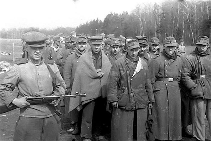 Сколько пленных немцев навсегда осталось в Советском Союзе
