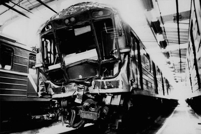 Самые страшные аварии в московском метро в Советском Союзе