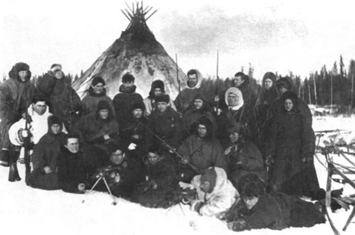 «Священная война»: как ненцы воевали с советской властью