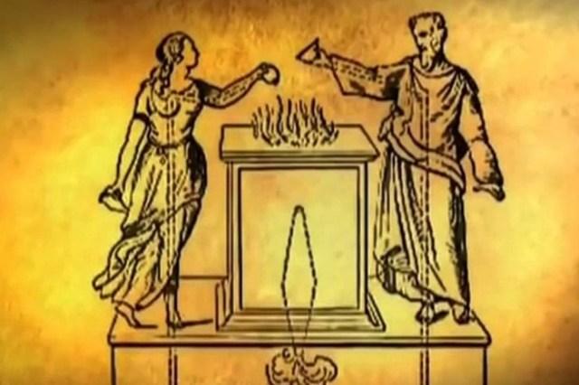 Античный ученый Герон Александрийский не изобретал паровую машину?