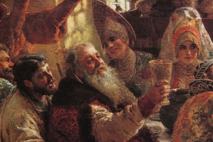 Гость должен быть пьян! Особенности русского гостеприимства