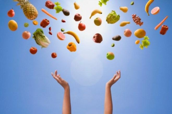 5 «цветных групп» продуктов, которые спасают от рака
