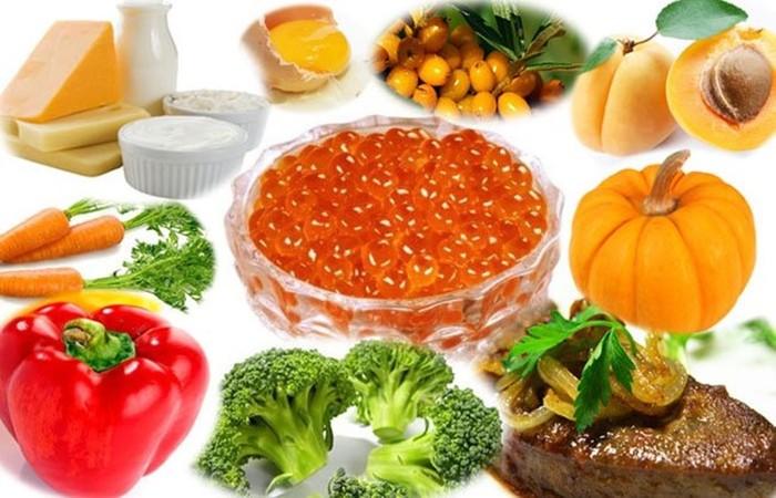 Продукты, богатые витаминами группы B