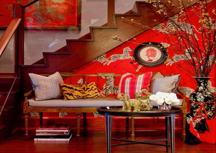 Азиатский стиль в современном интерьере