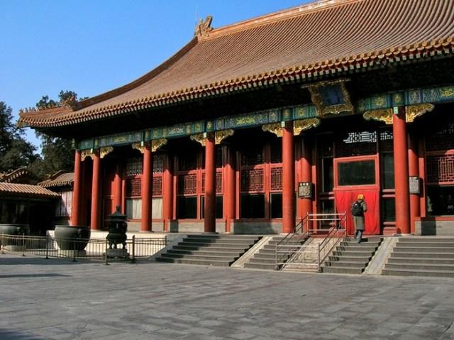 Дворцовый комплекс Гугун (фотографии)