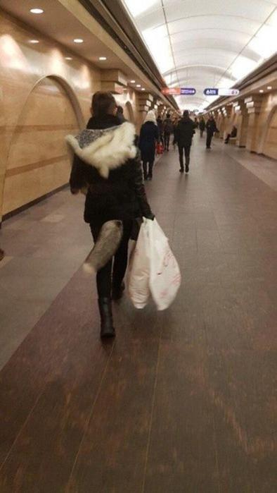 Люди, у которых непреодолимая тяга к «высокой» моде (фото)