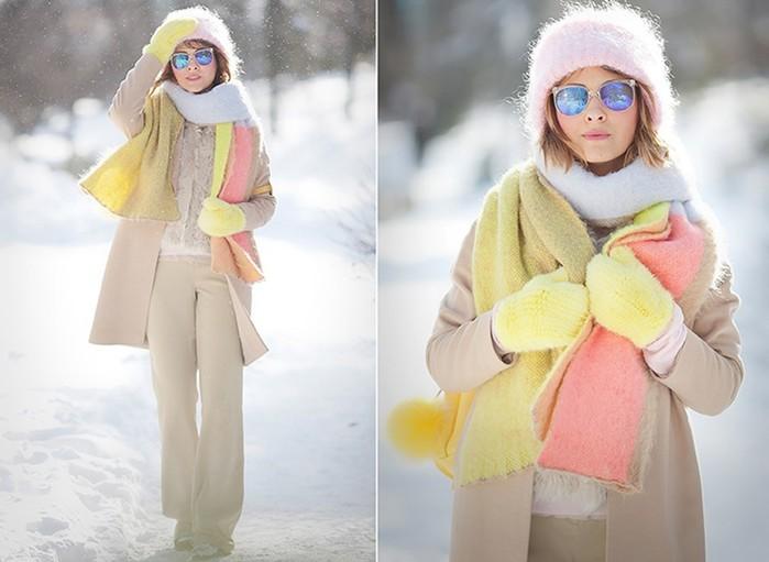 5 ярких идей для тех, кому надоело зимой носить черное