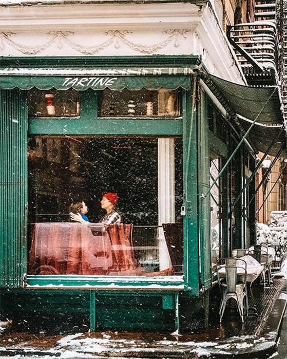 Тихо, сурово... 14 лучших снимков декабря от обычных людей в Instagram