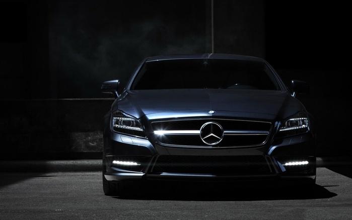 Как появился логотип Mercedes Benz