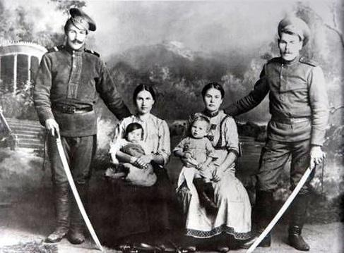 Зачем донские казаки женились на пленных турчанках