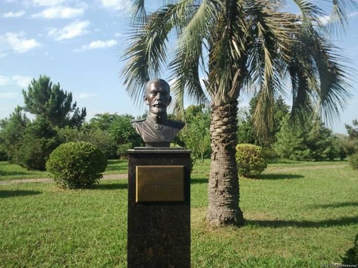 Парк «Южные культуры» в Адлере (фото)