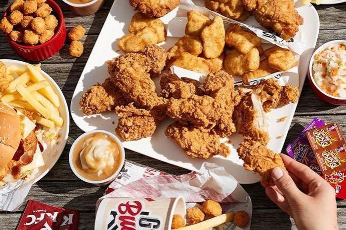 Интересные факты про KFC