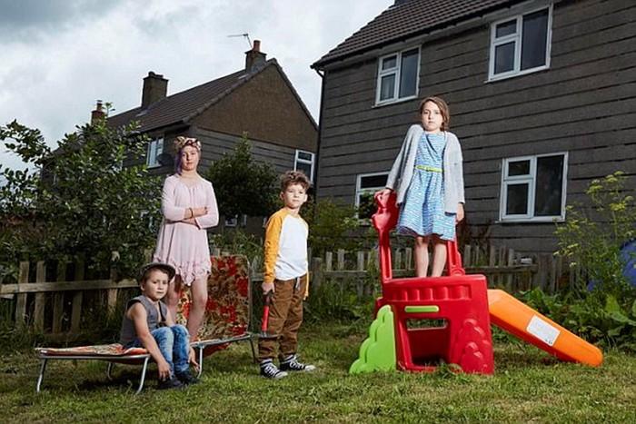 Без школы и запретов: как воспитывают детей в нестандартной английской семье