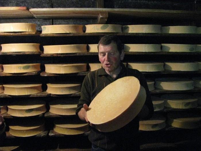 Производство сыра в Альпах: как его там изготавливают на самом деле