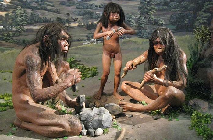 Детство Флинстоунов: как жили дети в каменном веке