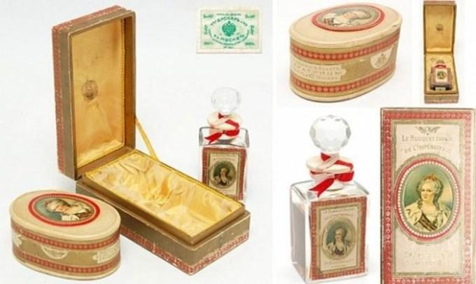 Духи «Красная Москва» придумал французский парфюмер для супруги Николая Второго