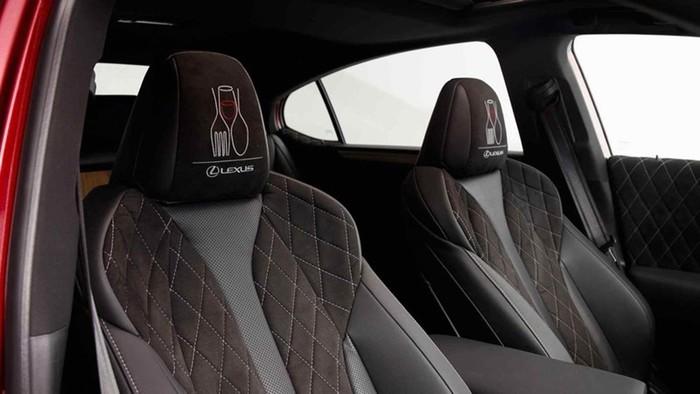Компания Lexus сделала автомобиль длялюбителей вина