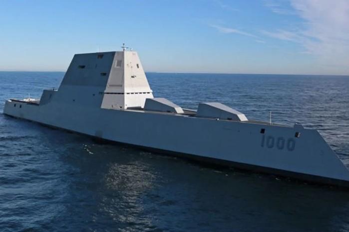 Какие самые опасные корабли американского флота?