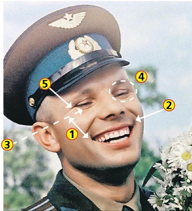 Улыбка Гагарина: это вам не какой то там Голливуд!