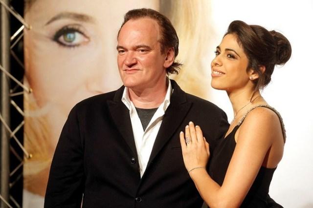 Квентин Тарантино и Даниэла Пик: фото поженившихся знаменитостей