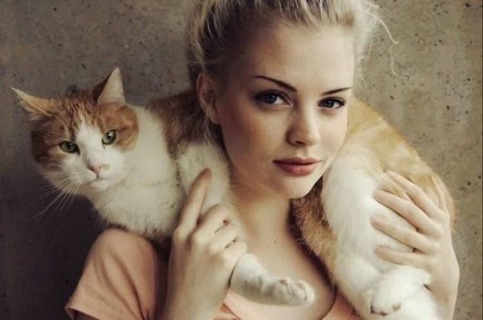 Роль кошки в вашей повседневной жизни: от нее зависит благополучие людей!