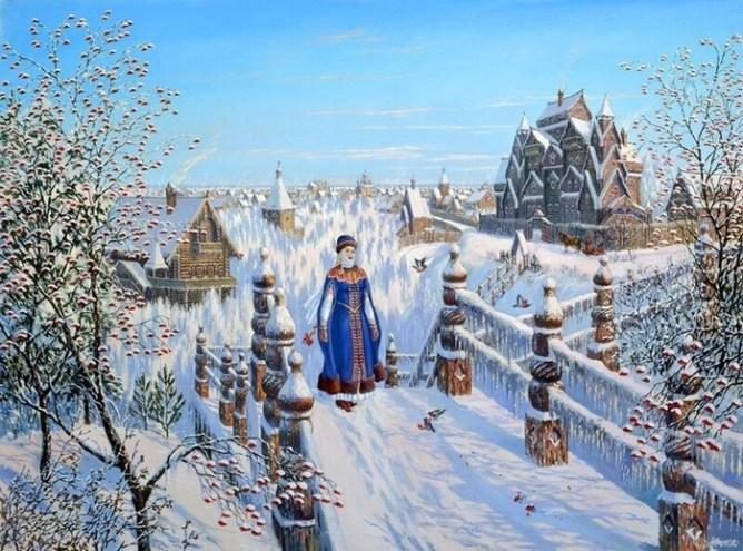 Подлинная история Ведической Руси