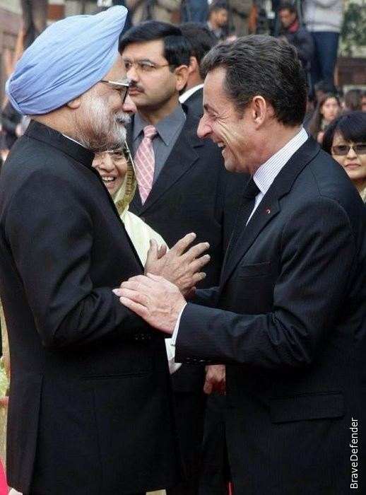 Дружба среди политиков высшего масштаба (25 фото)