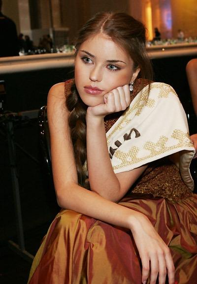 Александра Ивановская - Мисс Россия 2005 : LiveInternet ...
